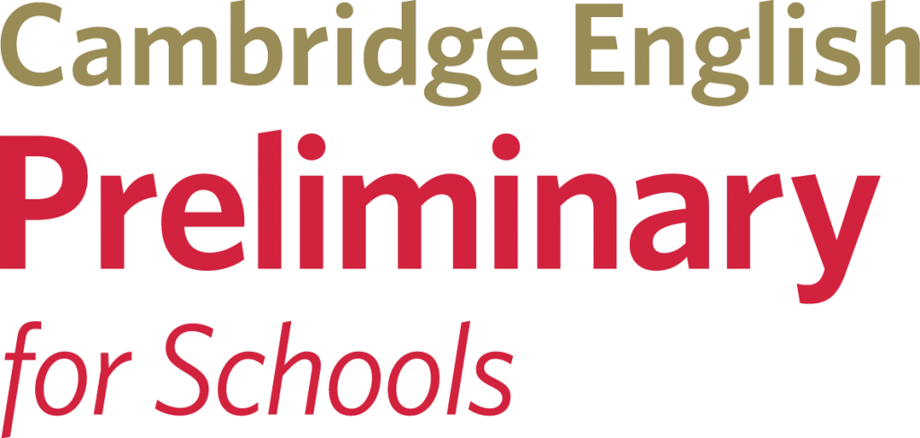 Cambridge english preliminary for schools