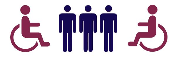 candidatos con discapacidad