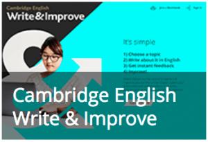Write and improve